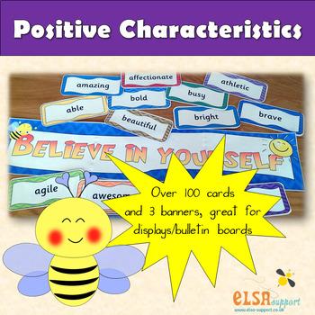 Positive Characteristics - Self-esteem
