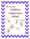 Positive Class Notes en Francais!