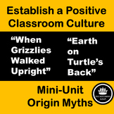 """Earth on Turtle's Back"" & ""When Grizzlies Walked Upright"" Creation Origin Myths"