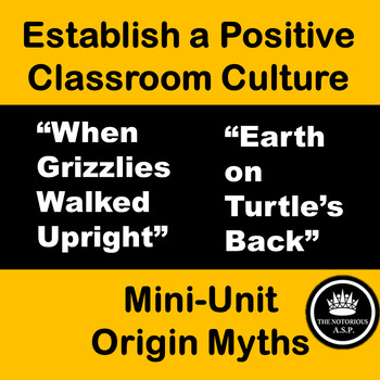 """""""Earth on Turtle's Back"""" & """"When Grizzlies Walked Upright"""" Creation Origin Myths"""