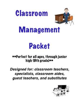 Classroom Management - Student Collaboration - Positive Reinforcement