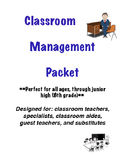 Classroom Management - Student Collaboration - Positive Re