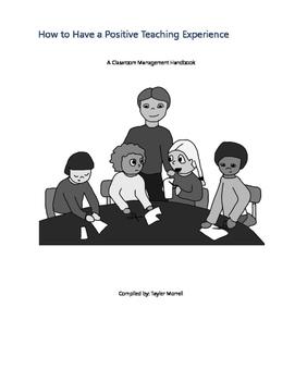 Positive Classroom Management Handbook