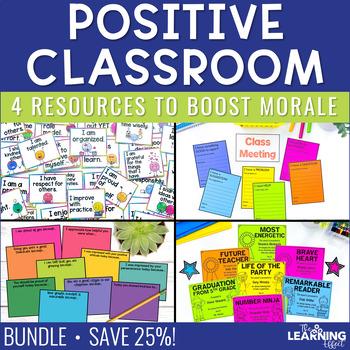 Positive Classroom Resources | BUNDLE