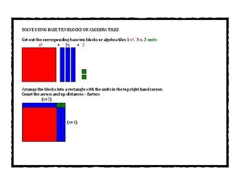 Positive Coefficient Quadratic Polynomial Bump Game