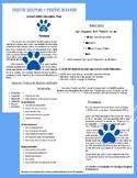 Positive Discipline Schoolwide Plan PAW Theme