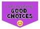 Positive Emoji Clip Chart