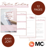 Positive Emotions Booster Pack – Activities + Daily Diary
