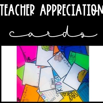 Positive Feedback Notes for Teachers