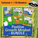 Positive Growth Mindset Volume 1 (18 Weeks - 1 Semester)