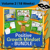 Positive Growth Mindset Volume 2 (18 Weeks - 1 Semester)