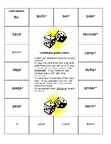 Positive Informal Commands Board Game- Spanish