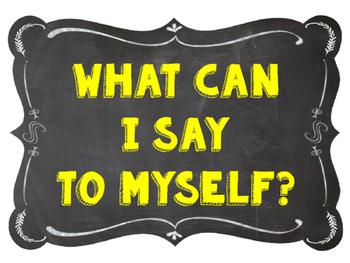 Positive Inspirational Bulletin Board