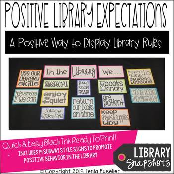 Positive Library Expectations
