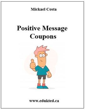 Positive Message Coupons (154)