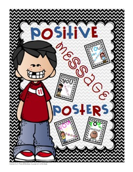 Positive Message Posters
