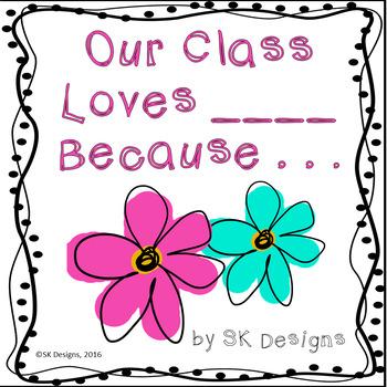 Positive Mind Sets, Community, Self-esteem, Kindness Activity Bulletin Board