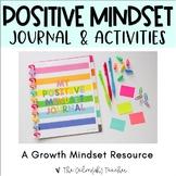 Positive Mindset Journal (Growth Mindset Journal) - Digital Version Incl.