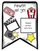 Growth Mindset Award Bunting~Hollywood Themed