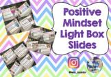 Positive Mindset Lightbox Slides