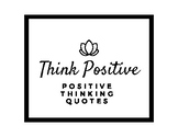 Positive Mindset & Motivation Cards