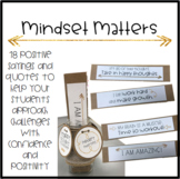 Positive Mindset Statements #DollarDeal