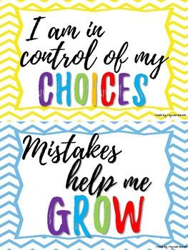 Positive Mini Posters