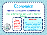 Positive & Negative Externalities - Market Failure - Economics