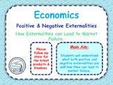 Positive & Negative Externalities - Market Failure - Economics