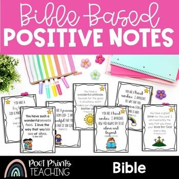 Encouragement Notes, Bible Verses