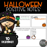 Positive Notes: Halloween