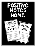 Positive Student Notes Home