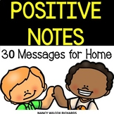 Positive Notes Home  NO PREP