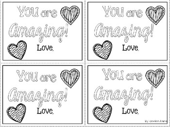 Positive Notes for Students!