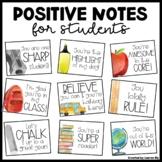 Positive Notes for Students - Encouragement & Motivation