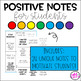 Positive Notes for Students | Motivational Notes | Growth Mindset