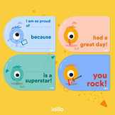 Positive Notes for awesome students