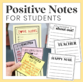Positive Notes to Students