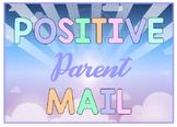 Positive Parent Mail