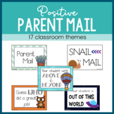 Positive Parent Mail Postcards Mega Pack (Spanish Included!)