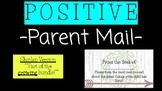 Positive Parent Mail: Shiplap Version