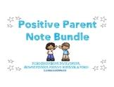 Positive Parent Note BUNDLE