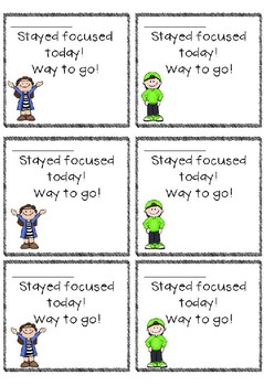 Growth Mindset Notes - English & Spanish
