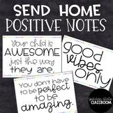 Positive Parent Note Postcards