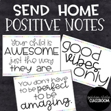 Positive Note Home Postcards