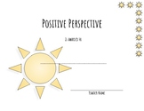 Positive Perspective Award