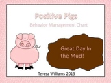 Positive Pigs Behavior Management Chart