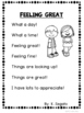 Positive Poems for Primary
