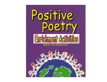 Positive Poetry Enrichment Activities