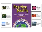 Positive Poetry PowerPoint Presentation #7